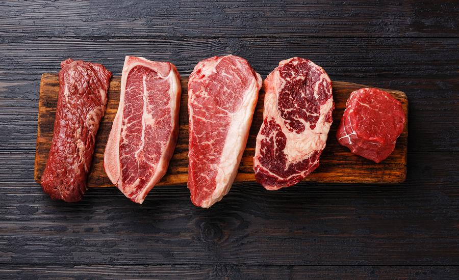 Cách làm bò sốt tiêu đen - chọn thịt bò