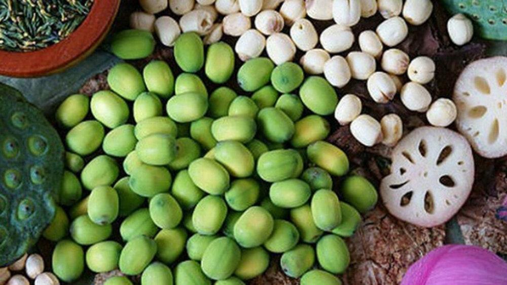 Chè hạt sen long nhãn - công dụng của hạt sen