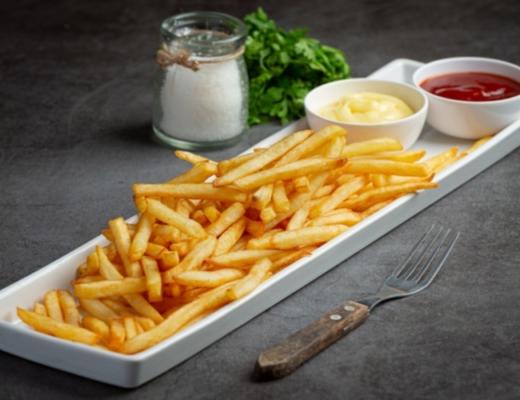 """4 cách chiên khoai tây giòn lâu, thơm ngon tại nhà """"ai cũng mê"""""""