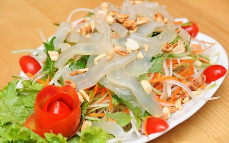 3 cách làm nộm sứa ngon cho món nhậu đơn giản tại nhà